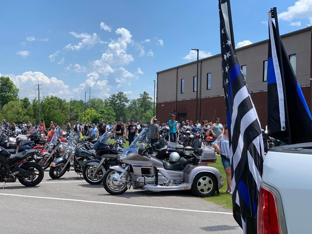 2020 Ride to honor Lt. Stephen Williams 11