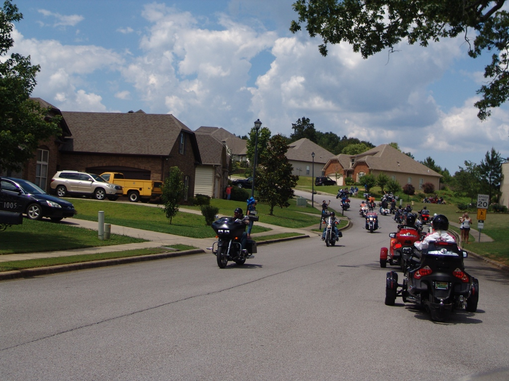 2020 Ride to honor Lt. Stephen Williams 19