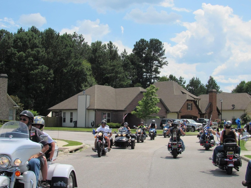 2020 Ride to honor Lt. Stephen Williams 27