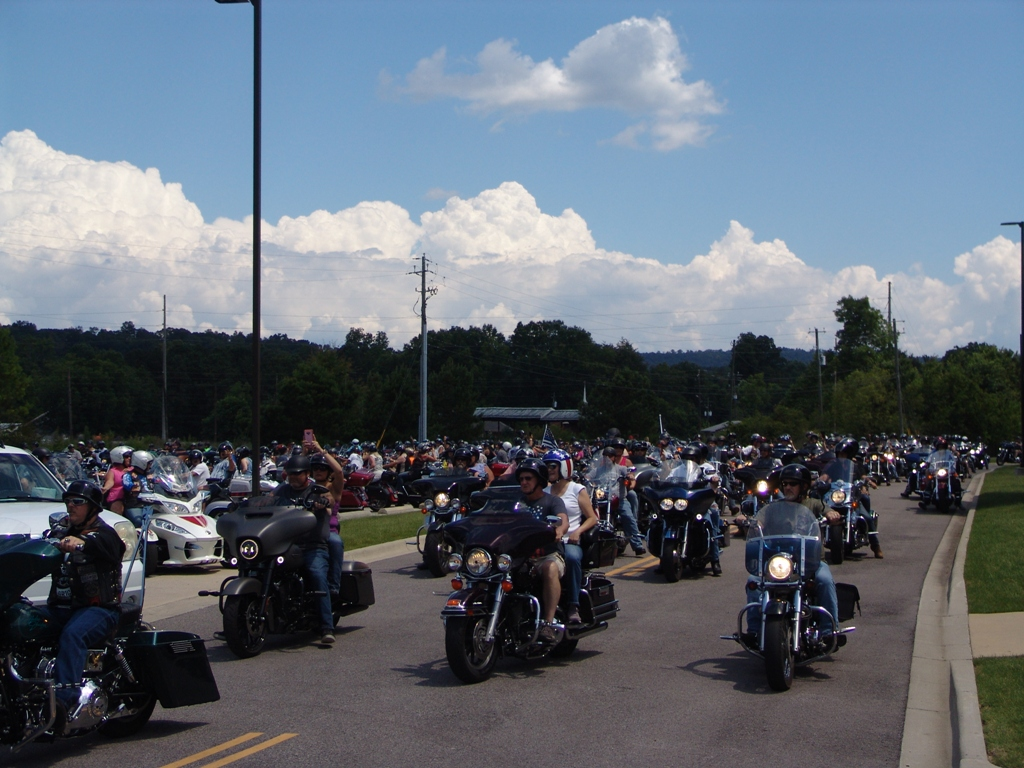 2020 Ride to honor Lt. Stephen Williams 7