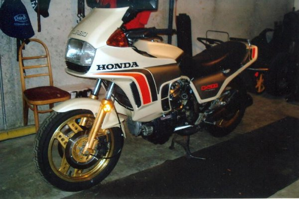 1982 Honda CX 500 Turbo FOR SALE