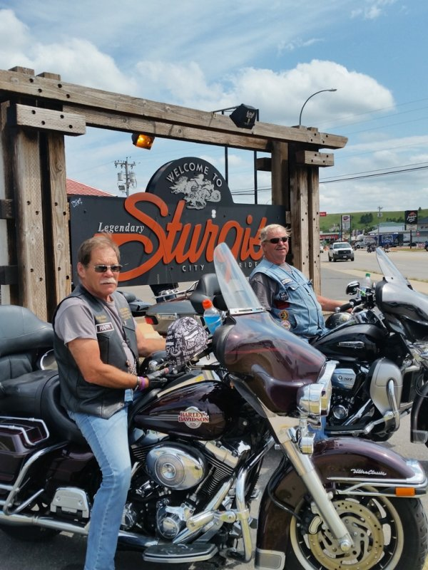 A Journey of Faith to Sturgis with the Faith Rider's Of Alabama