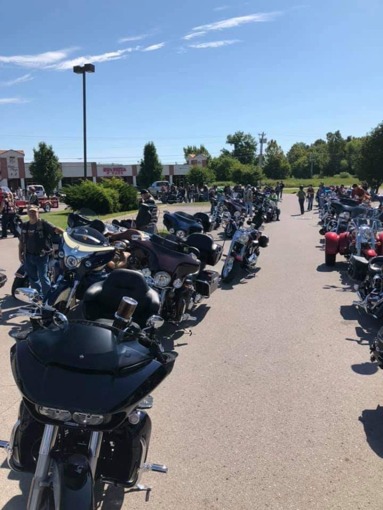 2019 Fallen Brothers Memorial Ride TN 3