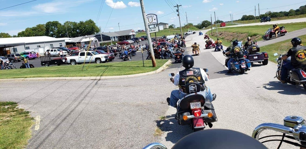 2019 Fallen Brothers Memorial Ride TN 30