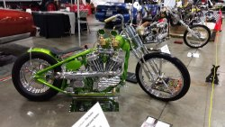 52nd Annual Chattanooga O'Reilly Auto Parts World of Wheels