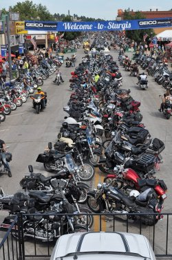 Road Trippin' to Sturgis - 2016