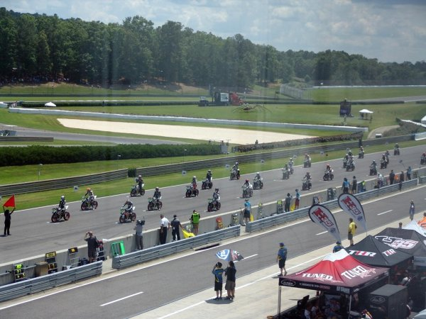 AMA Superbikes Racing Returns to Barber Motorsports Park - Birmingham, Alabama