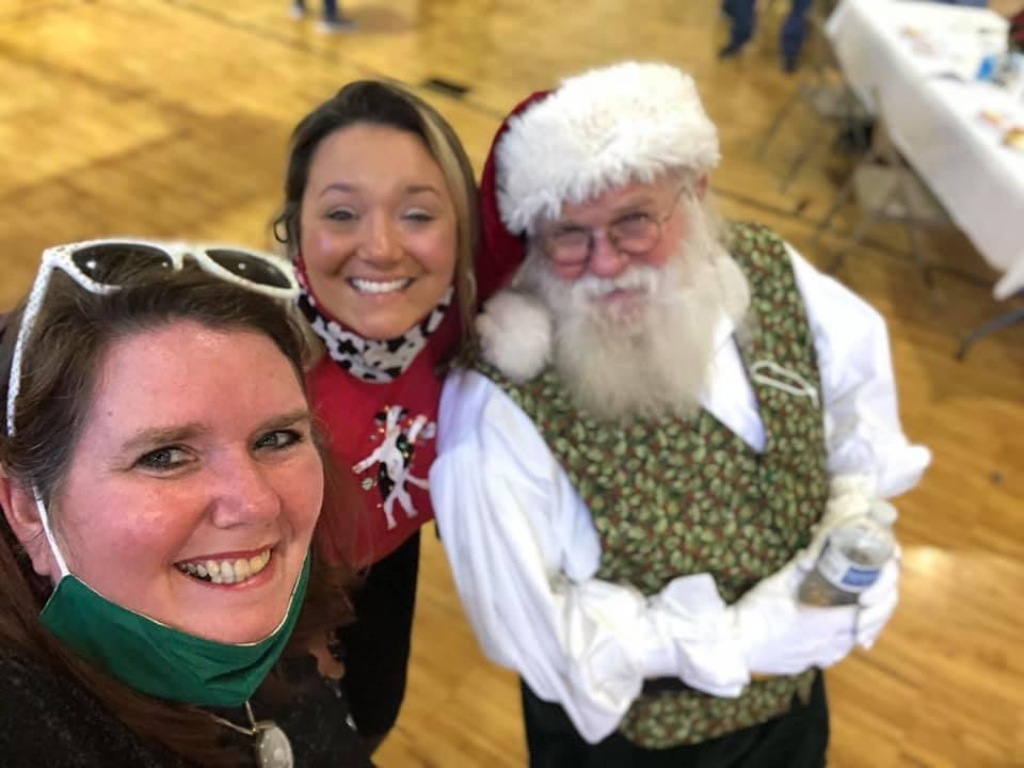 2020 breakfast with Santa and the zoo run safari for childrens stars 56