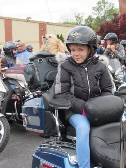9th Annual Lyla Ride- With The Faith Rider's